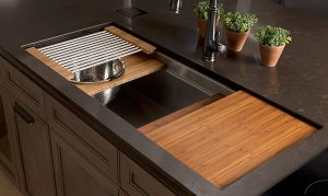This Will Allow You To Cover Your Sink For Added Counter E When Necessary The Galley Workstation Comes In Many Diffe Widths And Can Accommodate 2