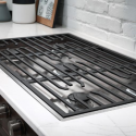 Wolf's new Contemporary gas cooktop