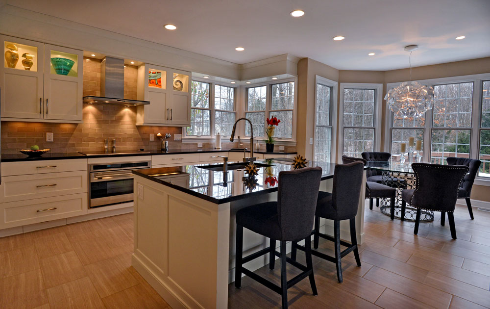 Kitchens The Hall Design Group